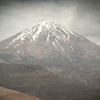 Photo taken at Mount Damavand | قله دماوند by Sepehr S. on 7/23/2014