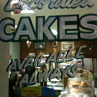 Photo taken at Woodmoor Pastry Shop by Paul R. on 12/21/2012