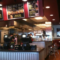 Photo taken at Fatburger by Paul R. on 1/11/2013