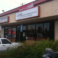 Photo taken at lusy's Mediterranean Cafe and Grill by Paul R. on 7/3/2013