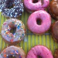 Photo taken at Laurel Tavern Donuts by Paul R. on 9/6/2013