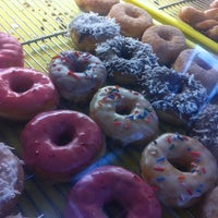 Photo taken at Laurel Tavern Donuts by Paul R. on 2/15/2014