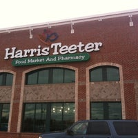 Photo taken at Harris Teeter by Paul R. on 10/28/2012