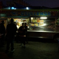 Photo taken at Mi Grullense Taco Truck by Nima M. on 6/24/2013