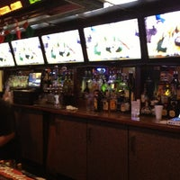 Photo taken at Roundhead's Pizza Pub by Mike C. on 1/6/2013