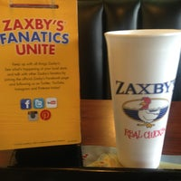 Photo taken at Zaxby's Chicken Fingers & Buffalo Wings by Bill M. on 7/12/2013