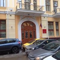 Photo taken at Пятнадцатый арбитражный апелляционный суд by Evgeniy B. on 12/19/2013