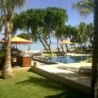 Photo taken at The St. Regis Mauritius Resort by Anne-Sophie G. on 5/10/2013
