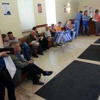 Das Foto wurde bei Балтийский Банк von Vladislav A. am 7/2/2013 aufgenommen