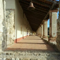 Photo taken at La Purisima Mission State Historic Park by Rachel M. on 11/25/2012