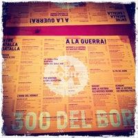 Photo taken at El 300 del Born by Anaïs L. on 9/27/2013