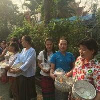 Photo taken at วัดศาลาเชิงดอย by Than J. on 4/15/2016