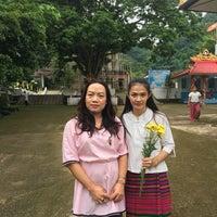 Photo taken at วัดศาลาเชิงดอย by Than J. on 7/8/2017