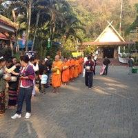 Photo taken at วัดศาลาเชิงดอย by Than J. on 2/21/2015