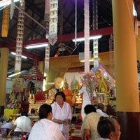 Photo taken at วัดศาลาเชิงดอย by Than J. on 4/15/2014