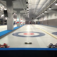 Photo taken at Moscow Curling Club by Eka S. on 2/1/2013