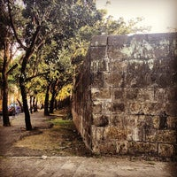 Photo taken at Intramuros by Fifo P. on 2/11/2013
