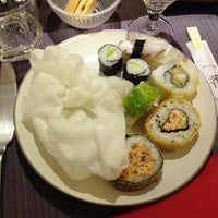 Foto scattata a Ichiban sushi wok da Lisa C. il 4/3/2014