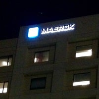 Photo taken at Maersk Line Global Service Centre by Serna A. on 11/5/2015