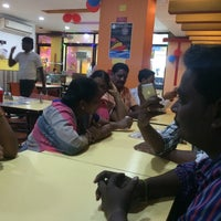 Photo taken at MarryBrown by velukarthick u. on 1/1/2015
