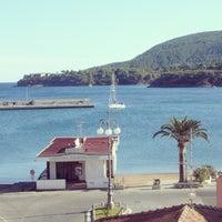 Photo taken at B&B Vista Mare by Elba V. on 5/9/2013
