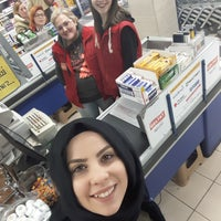Photo taken at Geltat market bulvar by Sevda A. on 2/13/2018