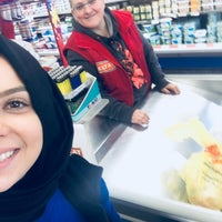 Photo taken at Geltat market bulvar by Sevda A. on 2/18/2018