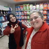 Photo taken at Geltat market bulvar by Sevda A. on 11/12/2017