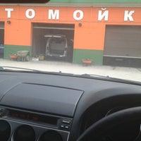 Photo taken at Шиномонтажка by Татьяна П. on 6/9/2013