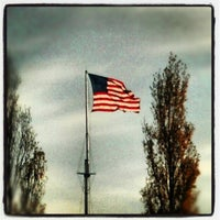 Photo taken at Fort McHenry National Monument and Historic Shrine by Martin K. on 11/23/2012