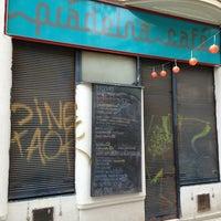 Photo taken at Prádelna Cafe by Arturas B. on 6/15/2013