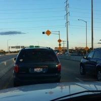 Photo taken at Tilleman Bridge by Steven D. on 10/6/2013