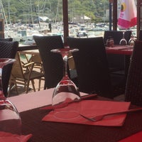 Photo taken at Le Voile Rouge by Amina K. on 5/22/2015