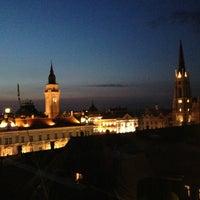 Photo taken at Giardino by Iva Z. on 7/25/2013
