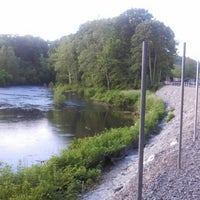 Photo taken at Belington Pedestrian Trail by Carrie L. on 6/10/2013