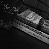 Photo taken at Café Noir by Damiano R. on 10/1/2013