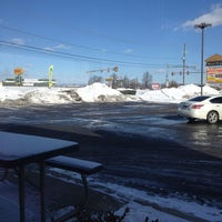 Photo taken at Dunkin' Donuts by Sofia G. on 1/26/2014