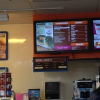 Photo taken at Dunkin' Donuts by Sofia G. on 3/10/2014