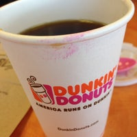 Photo taken at Dunkin' Donuts by Sofia G. on 2/7/2014