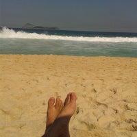 Photo taken at Barraca da Muvuca by Elissandro M. on 4/26/2013