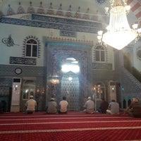 Photo taken at Bahçelievler Merkez Camii by Atakan Ö. on 7/24/2014