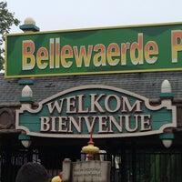 Photo taken at Bellewaerde by Bettina on 7/2/2013