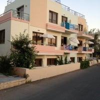 Photo taken at Calypso Hotel-Apartments by Knut S. on 9/9/2013