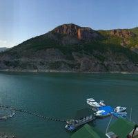 Photo taken at Çoruh Marina Restaurant by Hkan on 6/27/2017