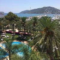 Foto tomada en Aguas de Ibiza Lifestyle & Spa Hotel por Lise T. el 6/26/2017