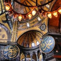 Photo taken at Hagia Sophia by Leonardo S. on 6/22/2013