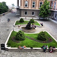 Photo taken at Hungarian National Museum by Leonardo S. on 6/8/2013