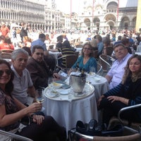 Photo taken at Caffè Florian by Luciana N. on 5/7/2013