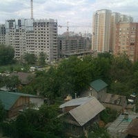 Photo taken at Новые дворы by Евгений С. on 7/4/2013