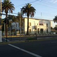 Photo taken at Municipalidad de La Cisterna by Alexander C. on 6/8/2013